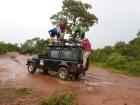 """""""Safari in Mole National Park"""", by Cássio Serafim, Ghana, 2013"""